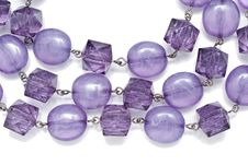 Free Purple Chain Stock Photos - 13645983