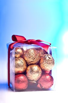 Free A Box Of Chocolates Stock Images - 13646374
