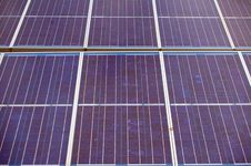 Free Solar Panels Stock Photos - 13646603