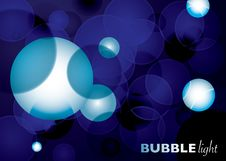 Free Bubble Light Print Stock Photos - 13646793