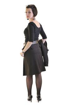 Free Business Woman Portrait Stock Photo - 13646990