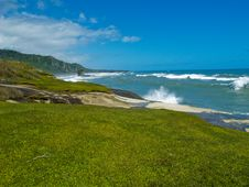 Free Beach In New Zealand Royalty Free Stock Photography - 13647607