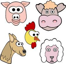 Free Animals Head Stock Image - 13647821
