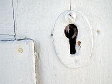 Free Keyhole Stock Photography - 13647962