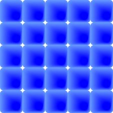 Blue Tiles Royalty Free Stock Photos