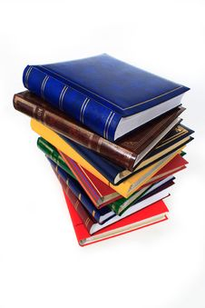 Free Pile Of Books Royalty Free Stock Image - 13648126