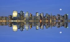 Free Downtown Manhattan Royalty Free Stock Photography - 13648417