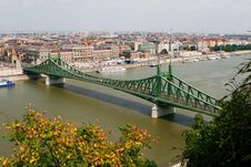 Free Aerial View Of Budapest Royalty Free Stock Images - 13648579