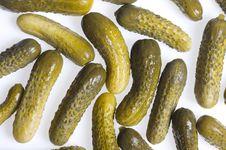 Free Marinated Cucumber Stock Photos - 13649063