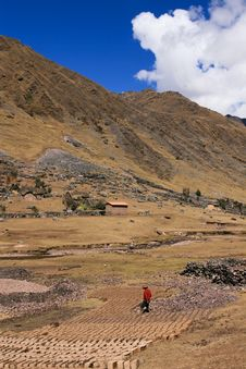 Free Lares Trek Mud Brick Royalty Free Stock Image - 13649636