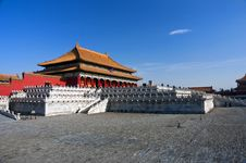 Free The Imperial Palace Stock Photos - 13649703
