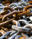 Free Rusty Chain Stock Image - 13658261