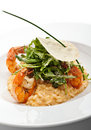 Free Seafood Risotto Royalty Free Stock Image - 13659576