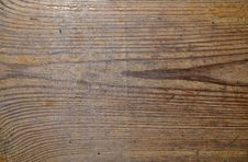 Old And Weathered Wooden Wall Texture Stock Image
