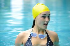 Free I Am A Swimmer Stock Photo - 13650230