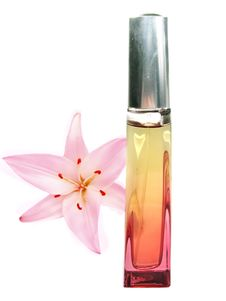 Colored Luxury Perfume
