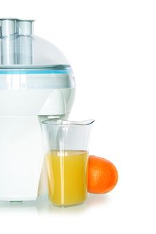 Free Juicer And Juice Stock Image - 13651501