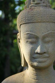 Free Buddha Statue Stock Photography - 13651722