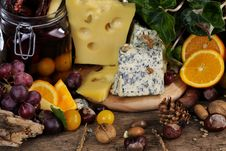 Free Traditional Cheese Studio Isolated Stock Photos - 13651733