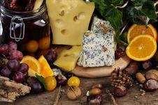 Traditional Cheese Studio Isolated Stock Photos