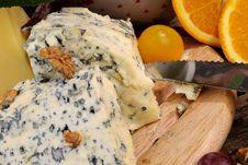 Traditional Cheese Studio Isolated Royalty Free Stock Image