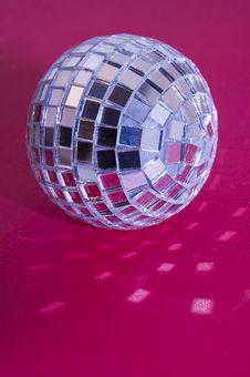 Free Disco Ball Royalty Free Stock Image - 13653506