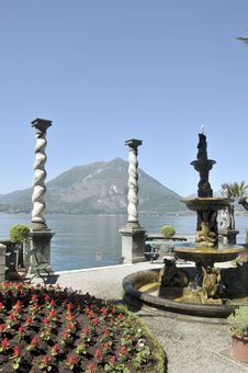 Free Grounds Of Villa Monastero On Lake Como Stock Photography - 13654132