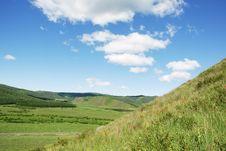 Free Grassland Royalty Free Stock Image - 13654356