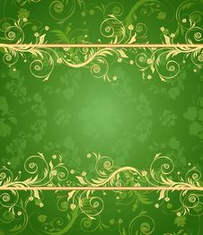 Free Floral Background Royalty Free Stock Image - 13654486