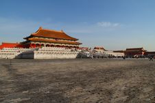 Free Forbidden City Stock Photo - 13656850