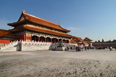 Free Forbidden City Royalty Free Stock Images - 13656859