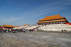 Free Forbidden City Royalty Free Stock Images - 13656869