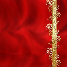 Free Red Background Royalty Free Stock Images - 13656899