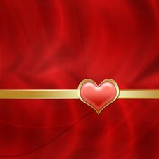 Free Red Heart Stock Images - 13656914