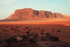 Free Wadi Rum Stock Photo - 13657340