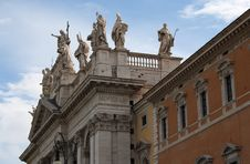 Free Saint John In Lateran, Rome Stock Photography - 13658792