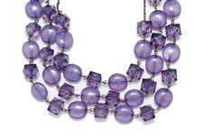 Free Purple Chain Stock Photos - 13658813