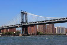 Free New York City Royalty Free Stock Photo - 13659095