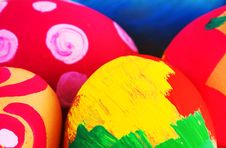 Free Easter Eggs Royalty Free Stock Images - 13659339