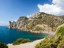 Free Crimea Coast Stock Photography - 13659752