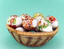 Free Easter Eggs Royalty Free Stock Images - 13659929