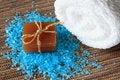 Free Sea Salt Royalty Free Stock Photography - 13660147