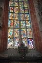 Free Church Window Royalty Free Stock Photo - 13661185