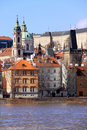 Free The View On Prague St. Nicholas  Cathedral Stock Photos - 13665543