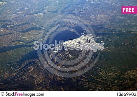 Free Snow Mountain Stock Photos - 13669903