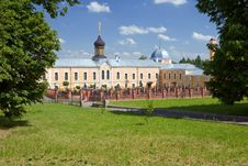 Free Inside Monastery Stock Image - 13660101