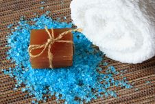 Free Sea Salt Royalty Free Stock Photography - 13660147