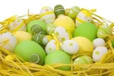 Free Easter Eggs Stock Image - 13660171