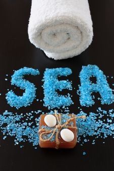 Free Sea Salt Stock Photos - 13660723