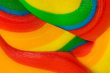 Free Texture Of Lollipop Stock Photography - 13661102